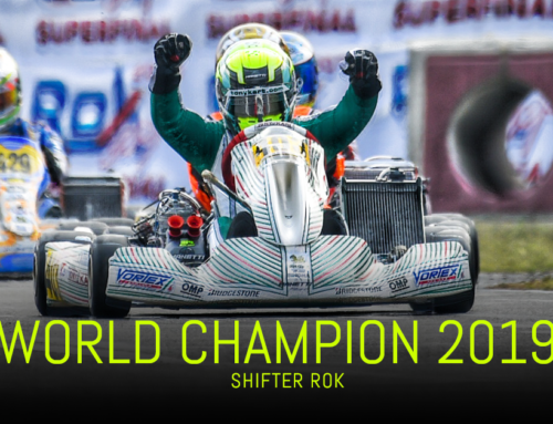 Rok Superfinal 2019: Luca Bosco World Champion