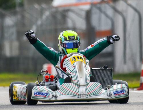 Luca Bosco win Trofeo d'Autunno 2019 Lonato